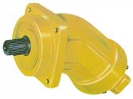 A2F定量泵/马达(系列6.1斜轴式轴向柱塞设计)